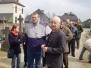 Visite de Symphorinois en France